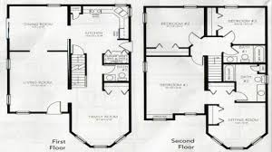 floor plan with 4 bedrooms house plans 4 bedroom 2 story photos and video