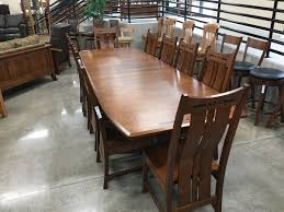 cabinet amish built kitchen tables large amish made dining