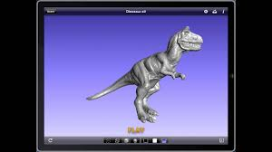 i3d viewer 3d model viewer for ipad u0026 iphone launch youtube