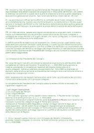 convocazione consiglio dei ministri il governo diritto costituzionale docsity