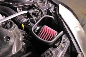 nissan 350z air intake pure vq sound mishimoto u0027s nissan 350z performance intake r u0026d