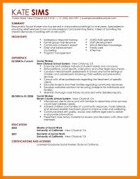 Sample Of Social Worker Resume by 7 Social Worker Cv Sample Janitor Resume