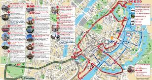 San Francisco Hop On Hop Off Map by Maps Update 575467 Copenhagen Tourist Attractions Map U2013 Central