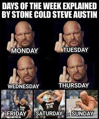 Lazer Meme - stone cold is the goat not bork lazer meme by firebird8476