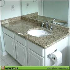bathroom vanity with granite countertop vanities prefab granite