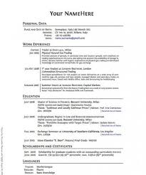 how to get a resume how to make a resume for free without using