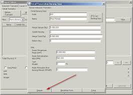 cara membuat faktur pajak untuk uang muka cara mudah input data ke dalam aplikasi e faktur lewat krishand ppn