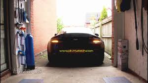 aston martin vantage 4 3 custom tail lights for aston martin 3 youtube