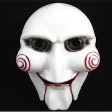 mens masks masquerade masks scary saw chainsaw killer mens pvc