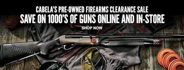 black friday deals on gun safes gun library used handguns rifles u0026 shotguns on sale cabela u0027s