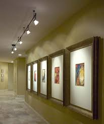 Home Interior Design Lighting Best 25 Gallery Lighting Ideas On Pinterest Track Lighting