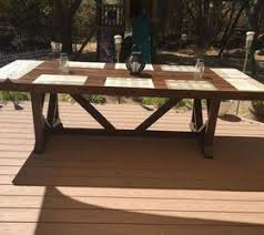 outdoor table that seats 12 diy large outdoor dining table seats 10 12 hometalk patio table