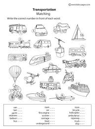 best 25 transportation worksheet ideas on pinterest