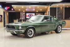 ford mustang 68 fastback for sale 1968 ford mustang fastback ebay
