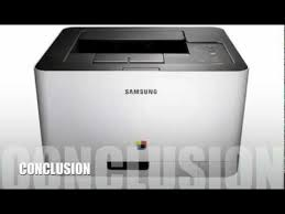 samsung clp 365w color laser printer review youtube