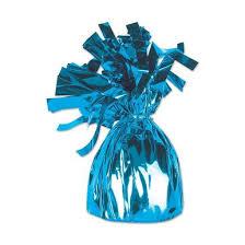 balloon weights balloon weights 6 2 oz blue foil balloon weight