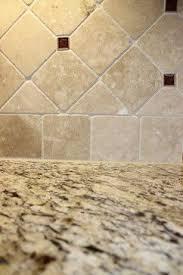 Backsplash For Granite by Best 20 Dark Granite Kitchen Ideas On Pinterest Black Granite