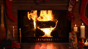 christmas fireplace video aytsaid com amazing home ideas