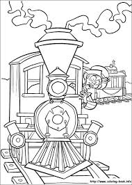 155 Best Trains Images On Pinterest Day Care Train Coloring Rail Color Page