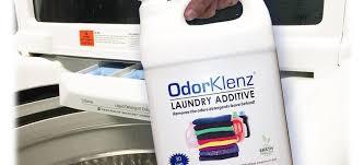 clean washing machine vinegar and baking soda odorklenz