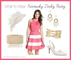 Kentucky travel outfits images Style series what to wear to a kentucky derby party png