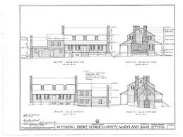 Dutch Colonial Home Plans Dutch Colonial Farm House Architectural Plans Ebay