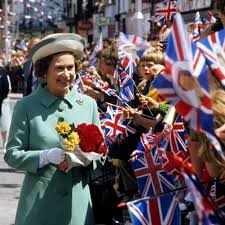Celebration In Uk Elizabeth Ii 63 Years In 63 Pictures News