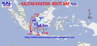 Virgin Atlantic Route Map Transportspot July 2011