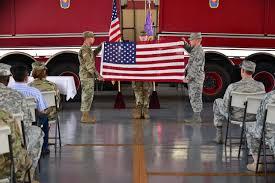 Fallen Officer Flag Soto Cano Air Base Honors The Fallen U003e U S Southern Command U003e News