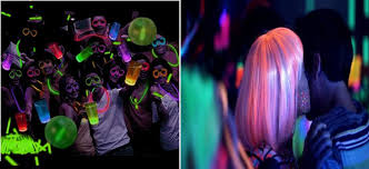 glow party supplies virginia novelty glow party theme lightup your party
