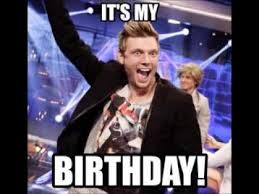 Backstreet Boys Meme - happy birthday nick love backstreet army youtube
