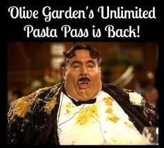 olive garden the bitchy waiter