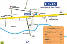 660 sq ft 1 bhk 1t apartment for sale in om sai developers pune