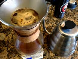why the chemex kone filter makes great coffee tested