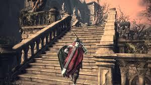 Dark Souls Map Cathedral Of The Deep Walkthrough Very Hard Dark Souls 3 Level