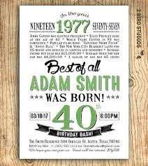 army birthday invitations 40th birthday invitation surprise 40th birthday invitation