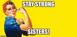 Strong Woman Meme - woman power imgflip