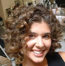 high nape permed haircut the 25 best short perm ideas on pinterest bobs for curly hair