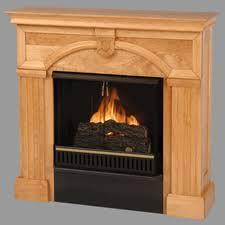 Real Fire Fireplace by All Real Flame Ventless Fireplaces