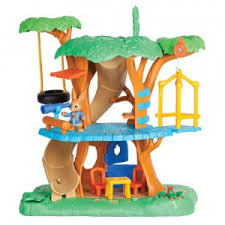 rabbit treehouse rabbit adventure treehouse playset from cartwheel kids