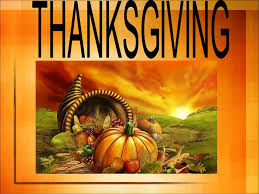 Friday After Thanksgiving Federal Introduction To Thanksgiving Thanksgiving Day Is A