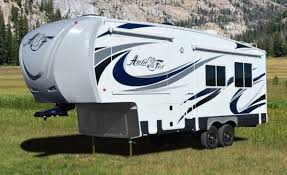 arctic fox fifth wheel rv sales 5 floorplans
