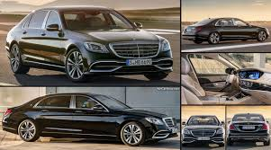 maybach and mercedes mercedes s class maybach 2018 pictures information specs