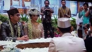 pasca nikah raditya dika langsung bikin aturan reaksi istrinya
