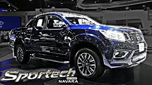 nissan navara utes australia nissan np300 navara sportech king cab youtube