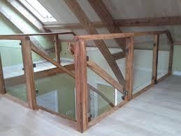 escalier garde corps verre escaliers sur mesures l u0027atelier du tregor