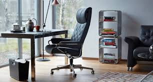 Ekornes Stressless Metro High Back Office Chair