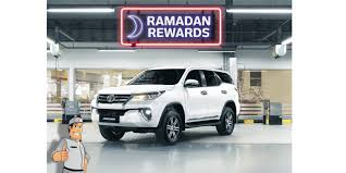 lexus dubai ramadan offers ramadan rewards from toyota service bizbahrain