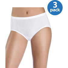 Hanes Our Most Comfortable Hanes Women U0027s Comfortsoft Waistband Low Rise Brief Panties 3 Pack