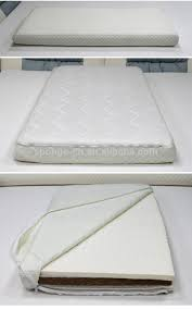 Thin Crib Mattress Memory Foam Baby Mattress Wholesale Soft Memory Foam Baby Crib